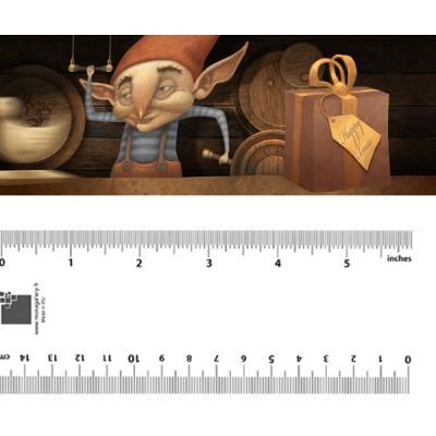 Goblin Present Factory Bookmark