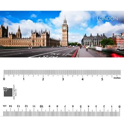 Big Ben Parliament Square Bookmark