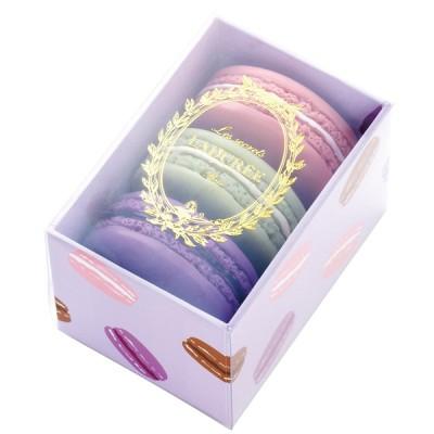 Erasers Ladurée // Purple