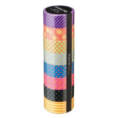 Pattern Mix 3 // Neon Basic,  8P - 7m