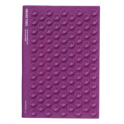 GECKO NOTEBOOK A6 PURPLE