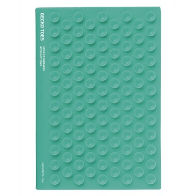 GECKO NOTEBOOK A6 GREEN