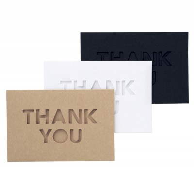 Mini card set // Thank You