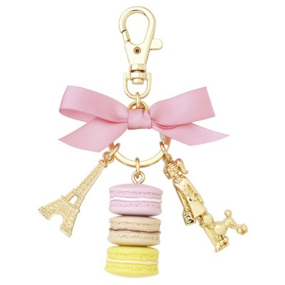 Ladurée Keyrings - Oval Gift Box