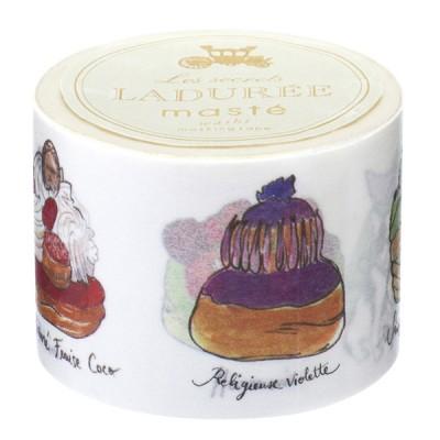 Masking Tape 35mm, Ladurée // Cakes