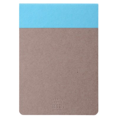 Memo pad HIBI  // Blue