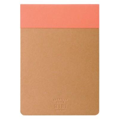 Memo pad HIBI  // Orange