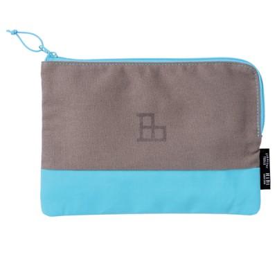 Multi size Pouch HIBI // Blue
