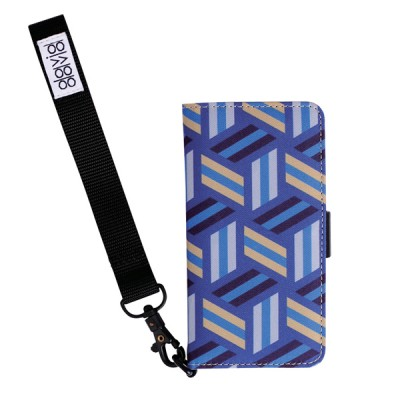 Smartphone case DAVID DAVID // Blue