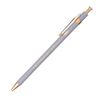 Ballpoint Pen Zakka Collection - Gray / Wolf
