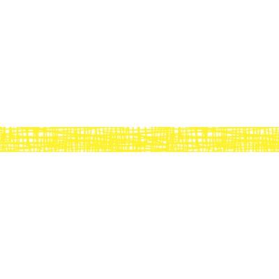 Yellow-Brush stroke // Basic 1P - 7m