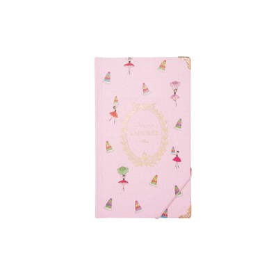 Notebook B6 slim, Ladurée // Danseuse