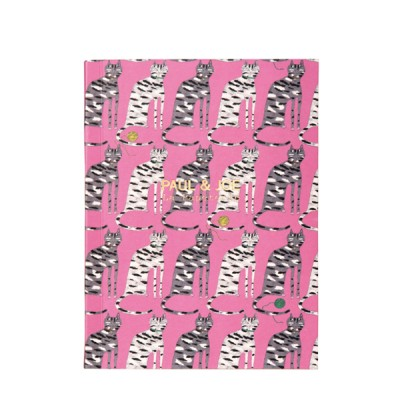 Paul & Joe A6 Notebooks