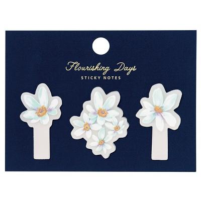 Film Sticky Notes Flower Zakka Collection
