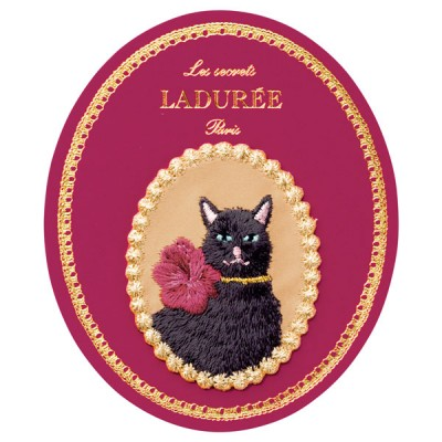 Ladurée Embroidery Iron-on Patches