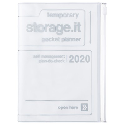 2020 Diaries Vertical, Storage.it