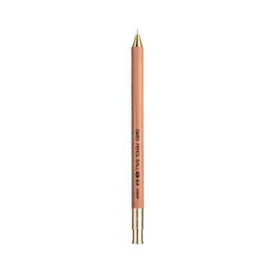 Pencil Ball Gel 0.5, OHTO // Natural