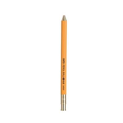 Pencil Ball Gel 0.5, OHTO // Yellow