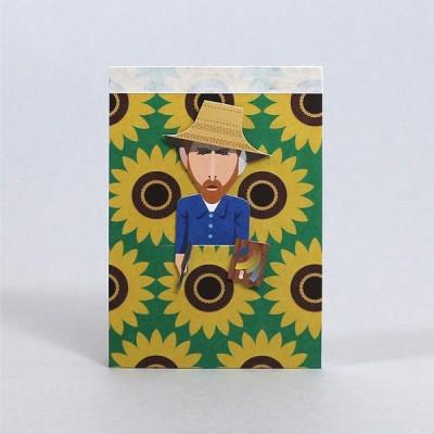 Impressionist C Pocket Sketchbook