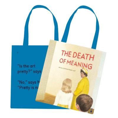 Tote Bag #1 Is The Art Pretty