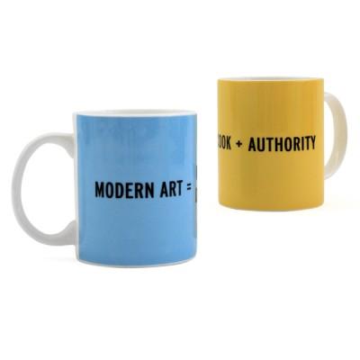 Craig Damrauer Modern Art Fine Bone China Mug
