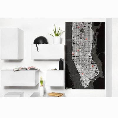 Pin Wall Maps