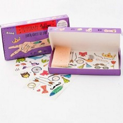 Temporary Tattoos Cards