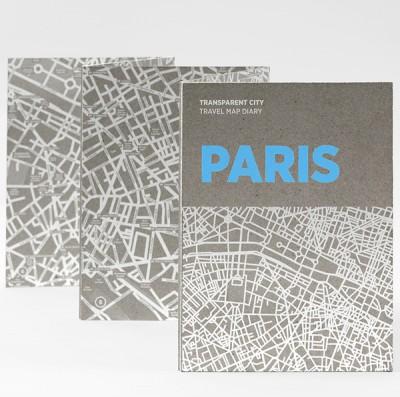 Transparent City Travel Diary