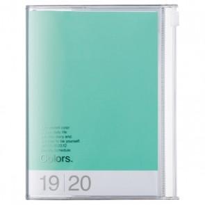 2020 Diaries Vertical, Colors