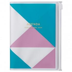 2020 Diaries Vertical, Geometric Pattern