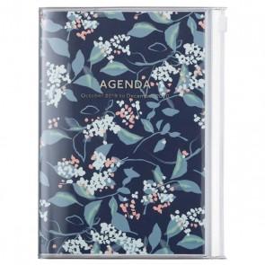 2020 Diaries Vertical, Flower Pattern