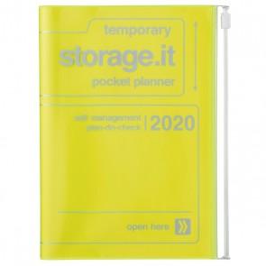 2020 Diaries B6 Horizontal