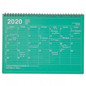 2020 Notebook Calendars