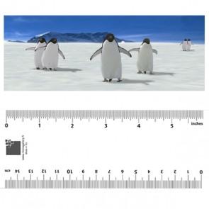 Penguins Bookmark