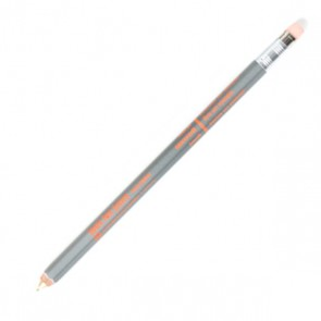Mechanical pencil with eraser, DAYS // Gray