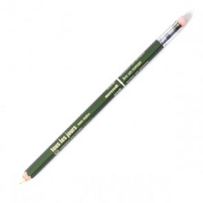 Mechanical pencil with eraser, DAYS // Olive