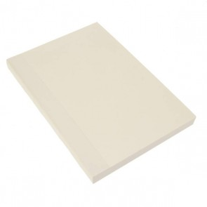 Refill blank Notebook  A6, SILICON
