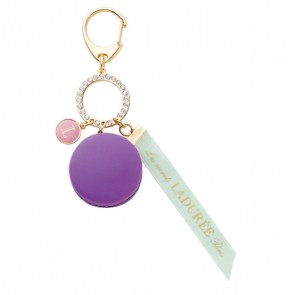 Bag Charm Ladurée // Purple