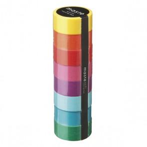 Color mix 1 // Colorful Basic,  8P - 7m