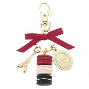 Ladurée Macarons Keyring - Rectangular Gift Box