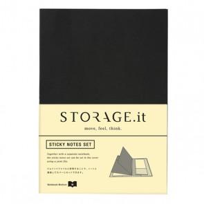 Storage it Sticky Notes // M