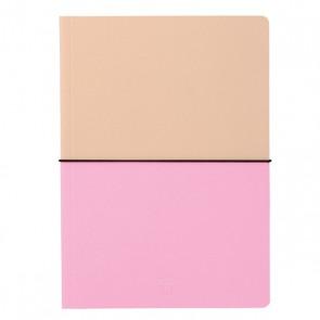 A5 Notebook, HIBI // Pink