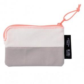 Card size Pouch HIBI // Gray