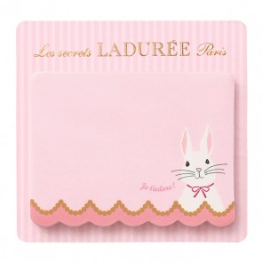 Sticky notes Ladurée // Lapin