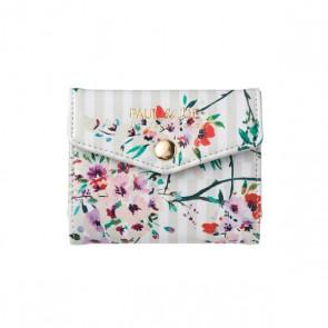 Card case, PAUL & JOE  // Stripe Bouquet