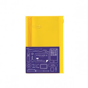 Notebook S, STORAGE.IT // Solid yellow