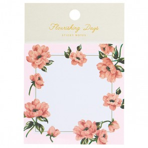 Sticky Notes Flower Zakka Collection