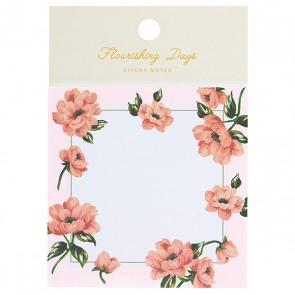 Sticky Notes Flower Zakka Collection