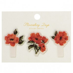 Film Sticky Notes Flower Zakka Collection