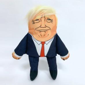 Donald Pet Hates Dog Toy